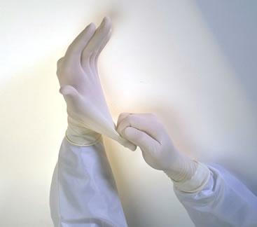 Guantes Para Examinacion De Latex Marca Sensi-medical