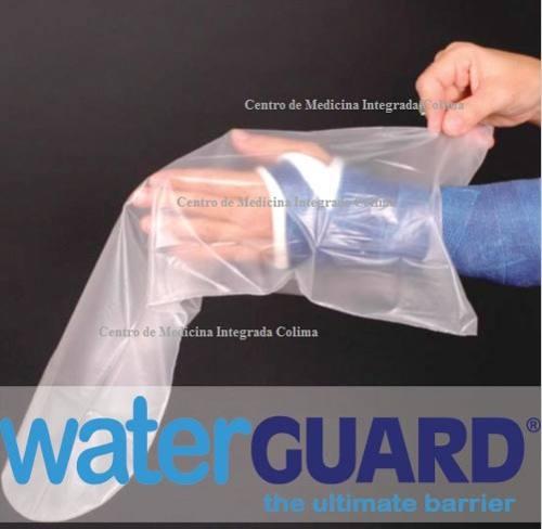 Protector largo para yeso brazo infantil pieza