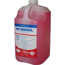 Antibenzil concentrado rojo 3.75 LTS.