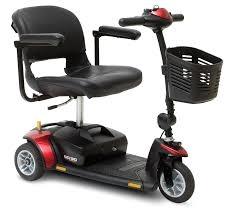 El scooter GO-GO 3 Ruedas