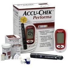 Accu-Chek Permorma Kit