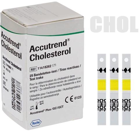 Accutrend Colesterol