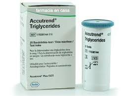 Accutrend Trigliceridos
