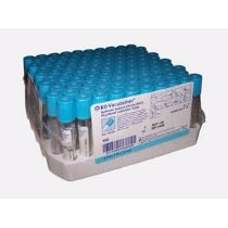 TUBO VACUTAINER TAPON AZUL 2.7 ML