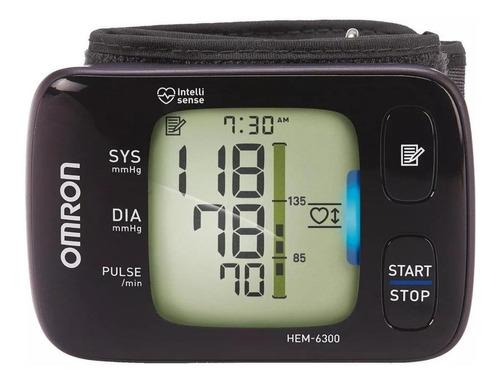 Baumanometro Monitor Presion Arterial Muñeca Omron Hem-6300
