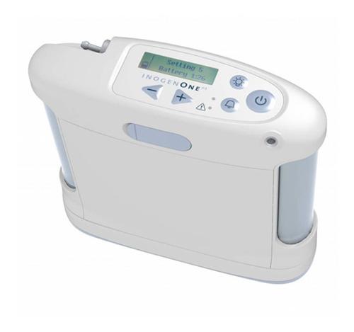 Concentrador Oxígeno Portátil Inogen G3 Accesorios Incluidos