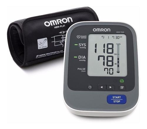 Baumanometro Monitor Presion Brazo Omron Hem7320