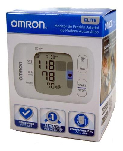 Baumanometro Monitor Presion Arterial Muñeca Omron Hem-6230