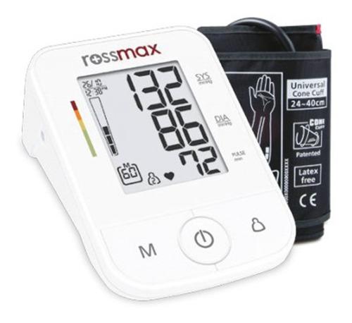 Baumanometro Digital Automatico Brazo De Lujo Rossmax Cf175f