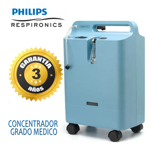 Concentrador De Oxígeno 5 Litros Everflo Philips Respironics