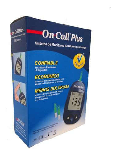 Glucometro Digital On Call Plus