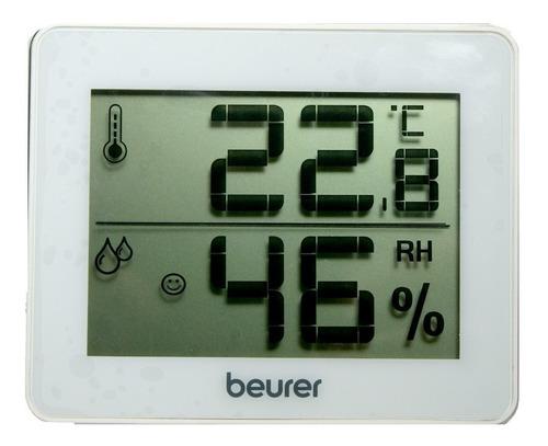 Termohigrómetro Medidor De Temperatura Y Humedad Beurer Hm16