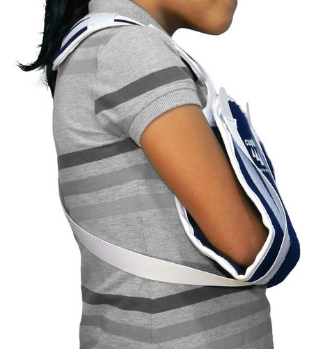 Cabestrillo Infantil Pediatrico Tipo Canguro Cupola Inh113i