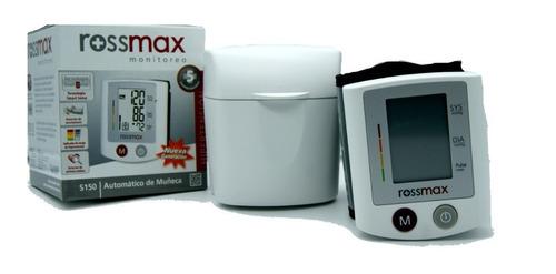 Baumanometro Digital De Muñeca Rossmax S150