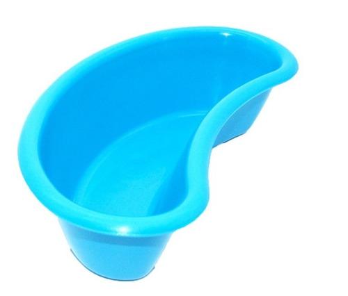 Riñon De Plastico Azul Infantil 250 Ml Edigar