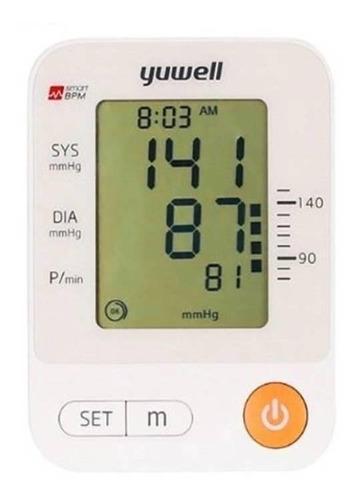 Monitor De Presión Arterial Digital De Brazo Yuwell Ye-670a