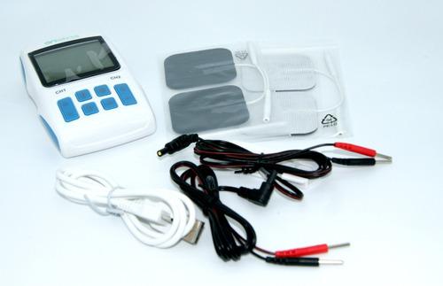 Tens Ems Y Masaje Electroestimulador Onbalance 90 Programas