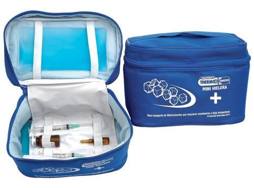 Mini Hielera Termica Porta Medicamento Insulina Vacunas