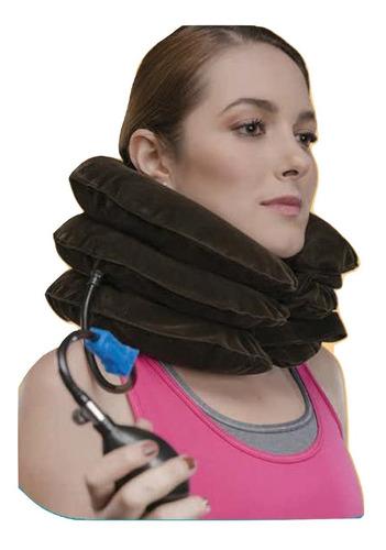Collarin De Aire Para Traccion Cervical Super Confort Nk015