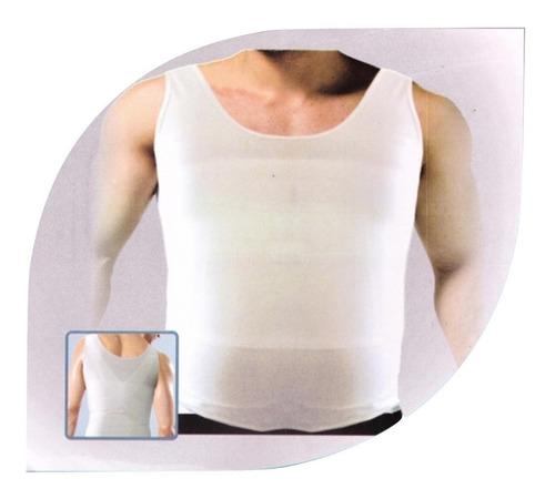 Camiseta Modeladora Para Caballero Body Secret 603