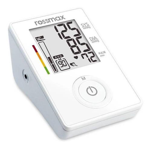 Monitor De Presión Arterial Digital De Brazo Rossmax Cf155f