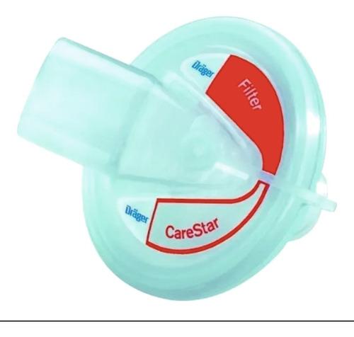 Filtro Ventilador Para Virus Y Bacterias Carestar 40a Drager