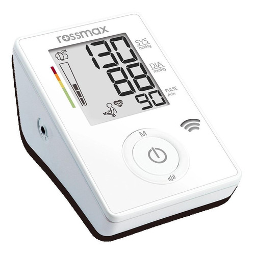 Monitor De Presión Arterial Digital De Brazo Rossmax Cf175f