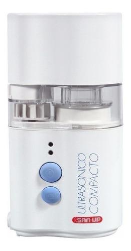 Nebulizador Inalámbrico Ultrasónico San-up Compacto Blanco 100v/240v