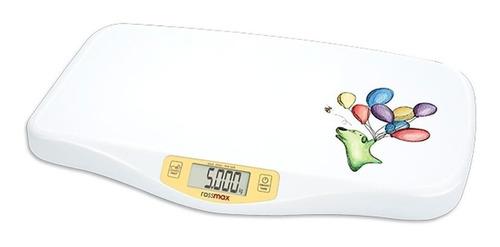 Báscula Pediátrica Digital Rossmax We300 Qutie