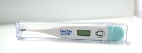 Termometro Digital Exacton Punta Rigida 022004 Eq Esigar