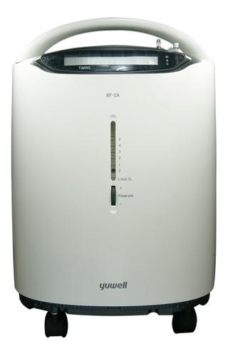 Concentrador De Oxígeno 8f-5a Yuwell Oximetro De Regalo